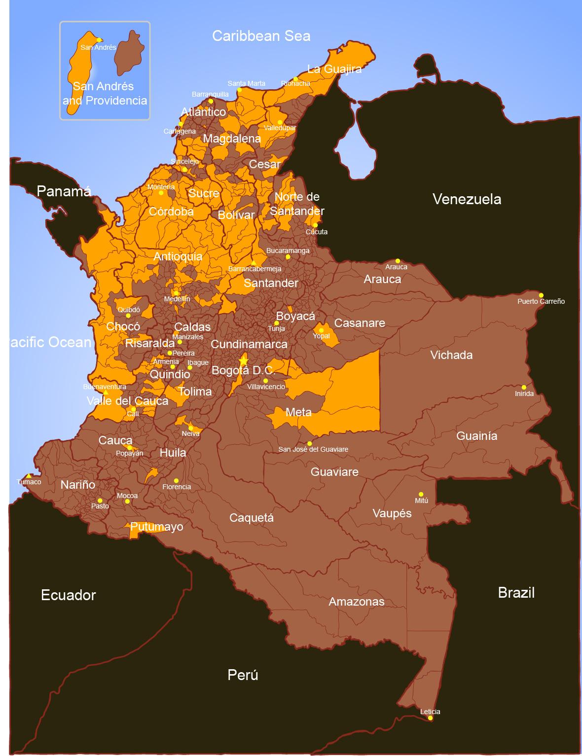 20140908 Urabenos-Areas of Influence 2012