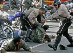 Fuerzas de seguridad venezolanas