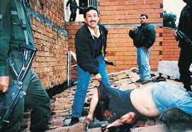 Pablo Escobar Killed