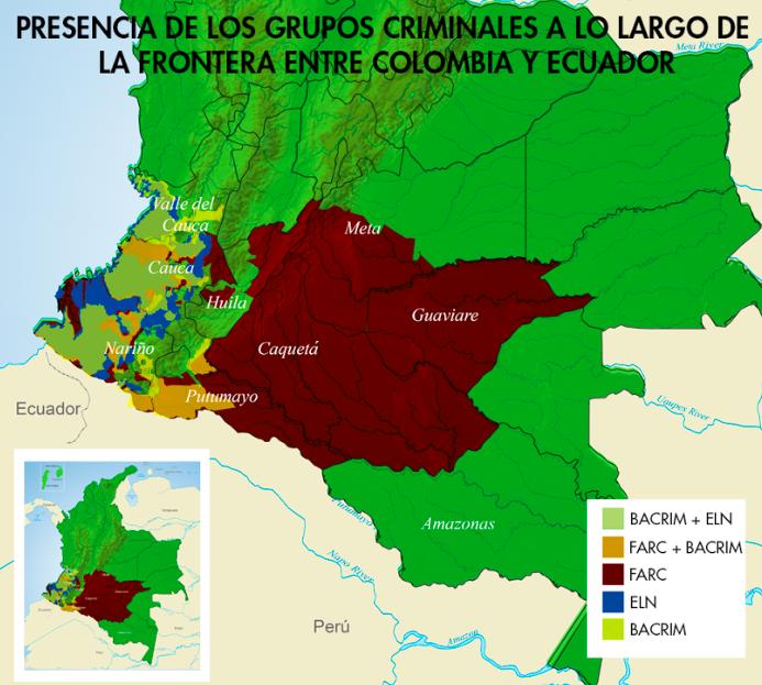 MapaEcuador