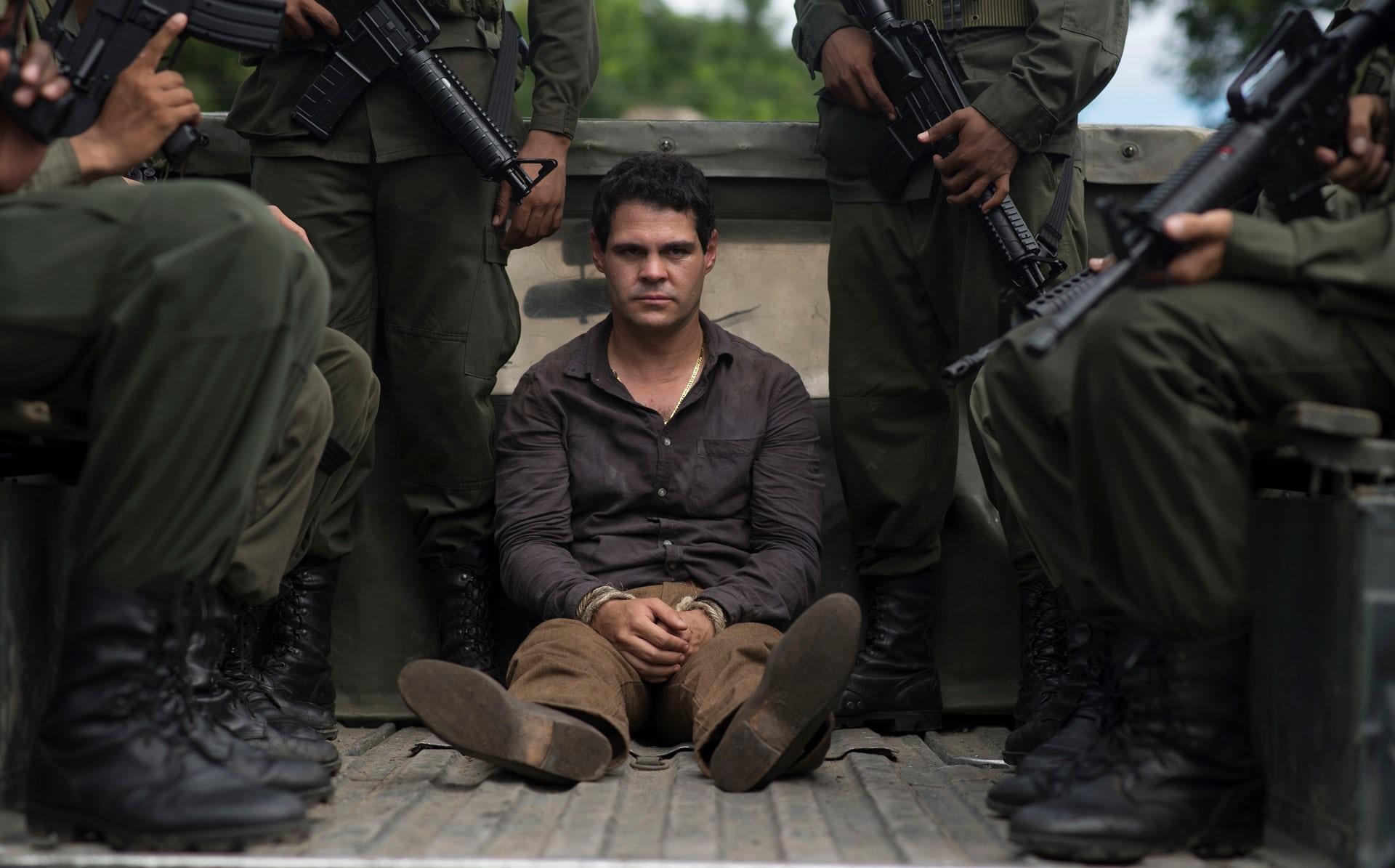 2017 07 21 Marco delao elChapo back of the truck