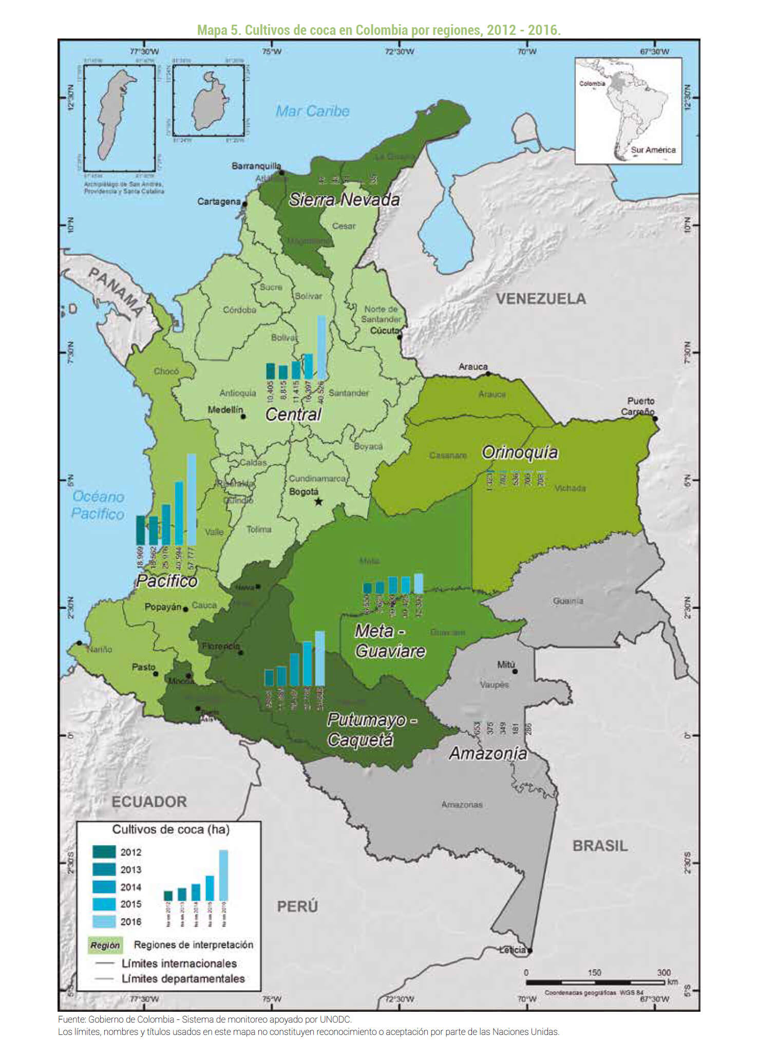 17 07 16 Mapa coca regiones