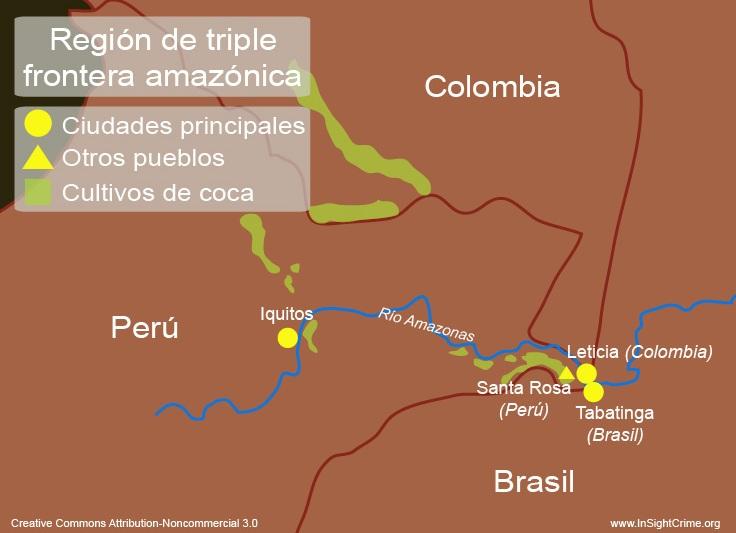Amazonas Golden Triangle espanol