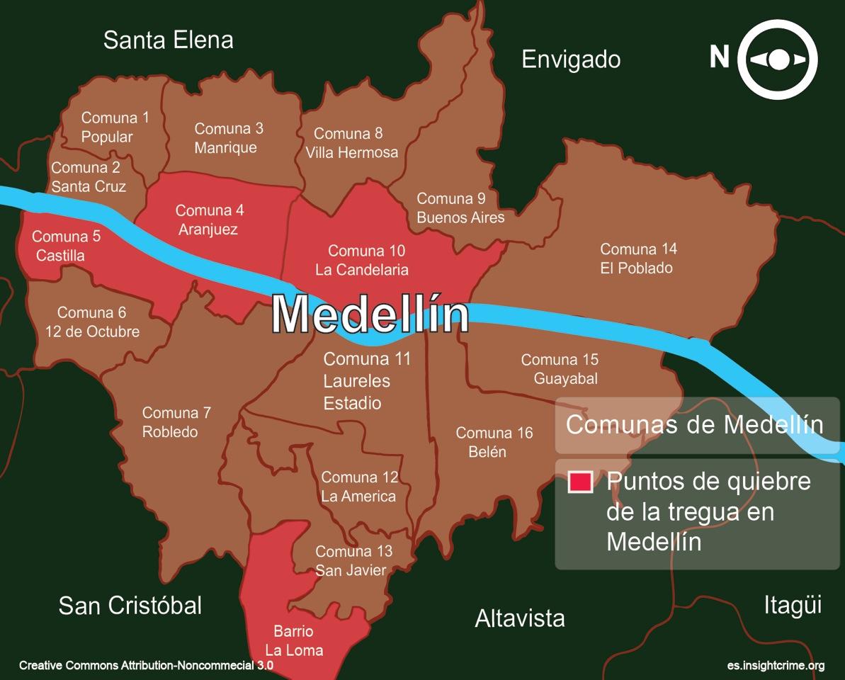 Comunas MedellinEsp