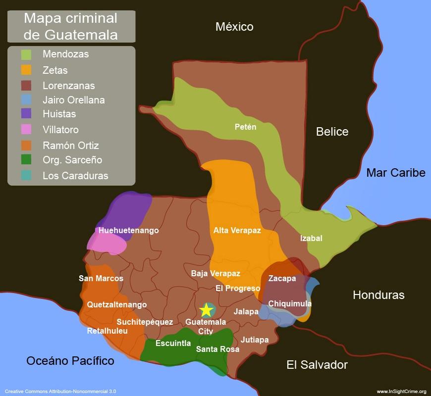 Guatemala - Groups espanol