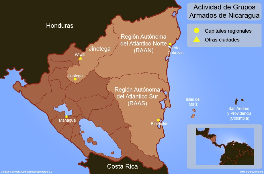 Nicaragua - Jinotega espanhol