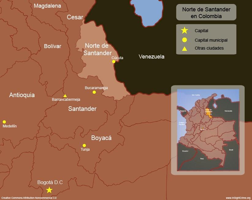 Norte de Santander-Urabenos espanhol