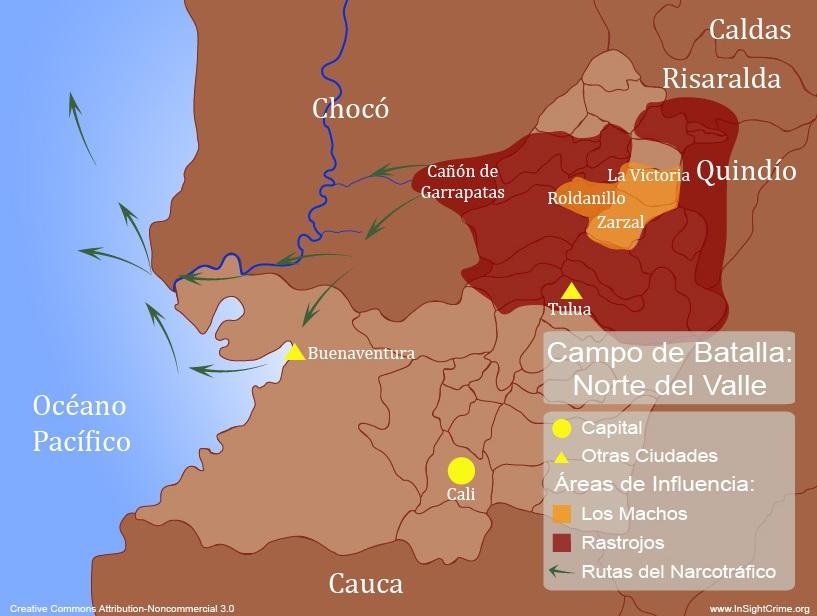 Rastrojo vs Machos Presence espanol