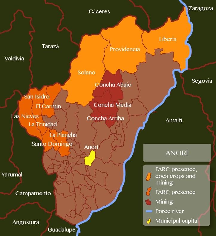 anori mining