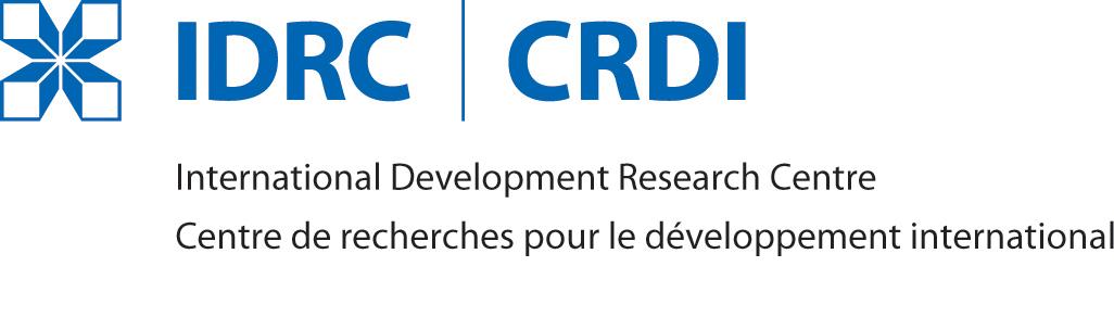 IDRC logo blue full name