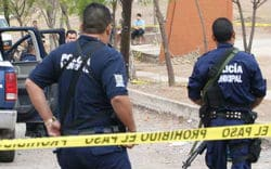 Guerrero police were involved in 100 disappearances over the last two years