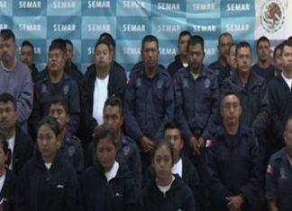 Police accused of working with the Zetas in Veracruz