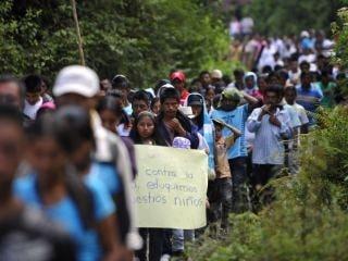 Desplazados en América Latina