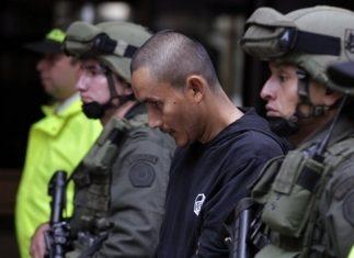 """German Bustos, alias """"El Puma"""""""