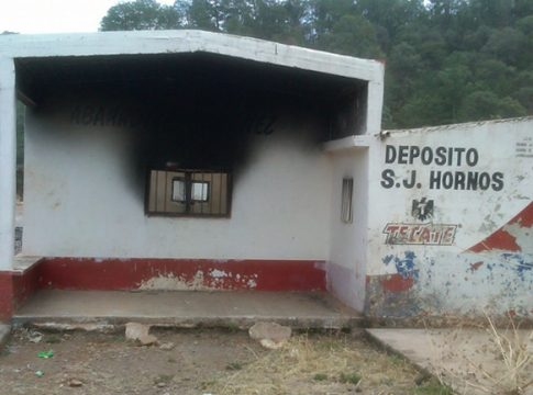 San Jose de los Hornos in the Sierra Madre
