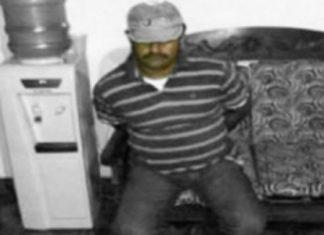 Diego Rastrojo, arrested in Venezuela