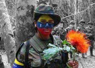 An FBL soldier