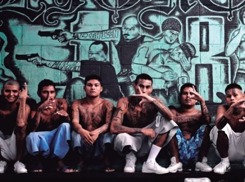 The MS-13 and Barrio 18 gangs are strong in El Salvador