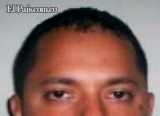 The leader of the Machos, who has been captured in Colombia