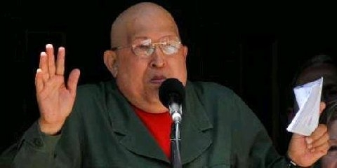 President Hugo Chavez is suffering from cancer