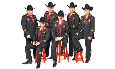 Narcocorrido-style band, the Tucanes de Tijuana