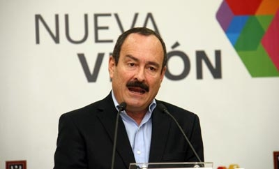 Morelos' government secretary