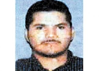 Chapito Isidro, recently added to the US Kingpin List