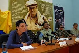 FARC negotiating team in Havana
