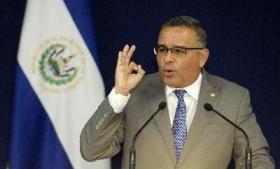 Salvadoran President Mauricio Funes