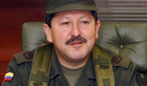 Ex-presidential security chief General Flavio Buitrago