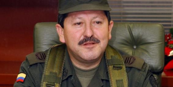 Ex-presidential security chief General Flavio Buitrago