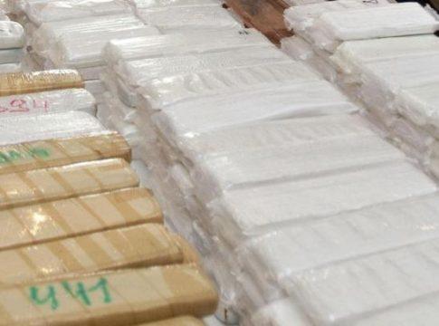 Weak border controls are facilitating drug trafficking