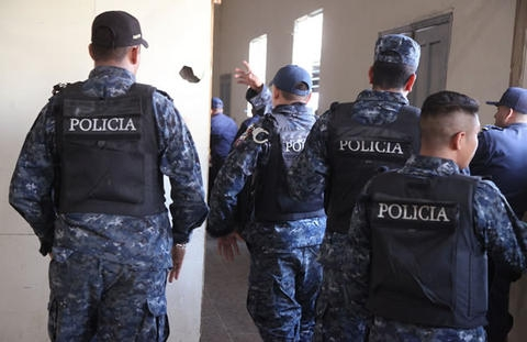 Private security in Central America
