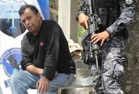 """Alias """"Repollo,"""" one of El Salvador's biggest cocaine traffickers"""