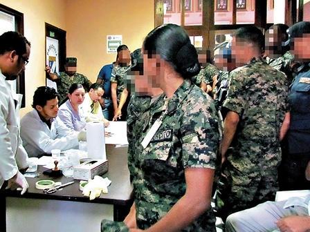 """Honduras' top police chief """"El Tigre"""""""