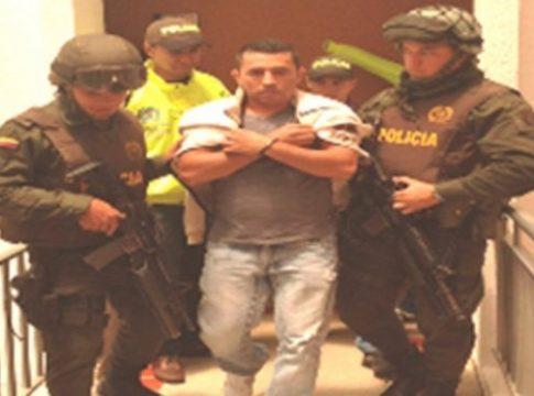 """Carlos Alberto Cifuentes Romero, alias """"Condorito"""""""
