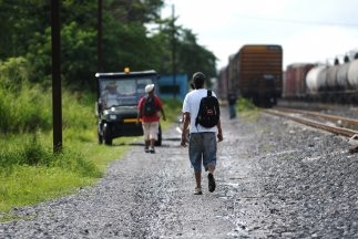 Migrants face a perilous journey through Mexico to the US