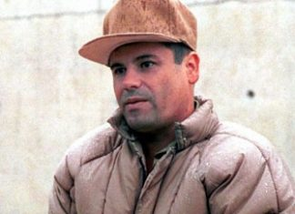 "Sinaloa Cartel leader Joaquin ""El Chapo"" Guzman"