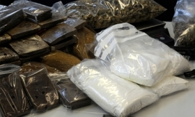 Drugs seized in Costa Rica