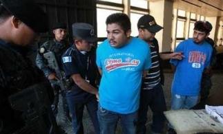 """MS-13 Capo Marco Sian Chavez, alias """"El Bufon"""""""