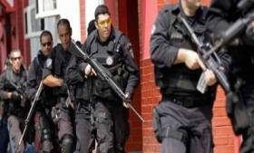 Brazil's Federal Police