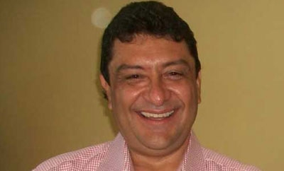 "Guajira governor ""Kiko"" Gomez"