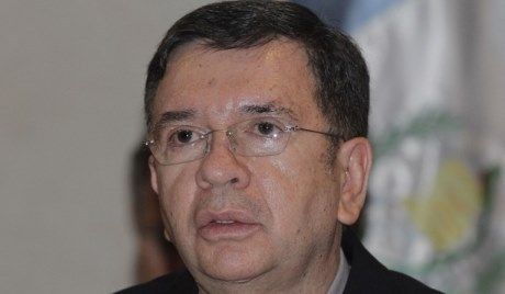 El Salvador security minister David Munguia