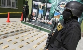 Peruvian cocaine seized in Bolivia