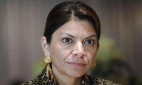 Costa Rica President Laura Chinchilla