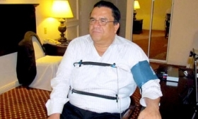 Honduras' security minister voluntarily undergoes a polygraph