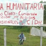 """Humanitarian Zone"" in north Colombia"