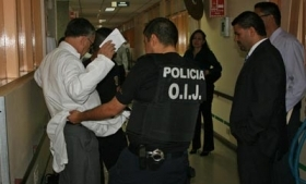 Police arrest Dr. Francisco Mora in Costa Rica