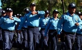 Nicaragua's National Police