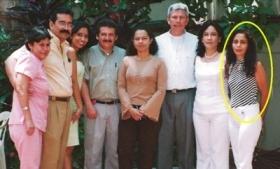 Murdered official Celia Escobar Florez